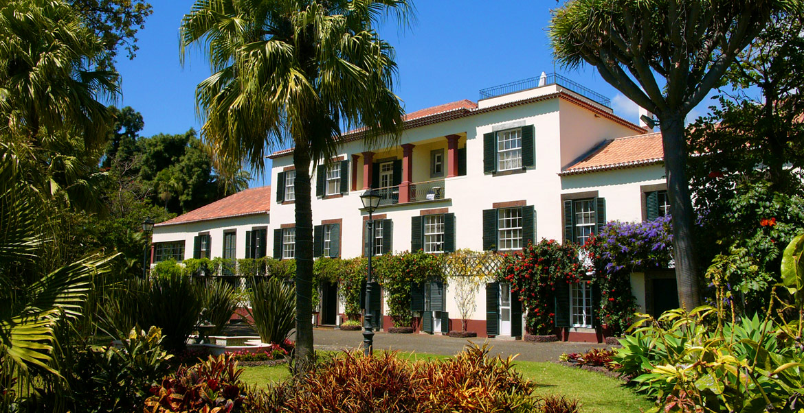 Quinta Jardins do Lago original house