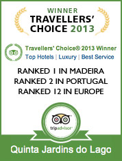 Winner Traveller's Choice 2013