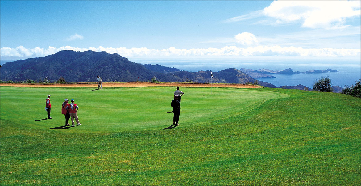 Madeira island Golf Packages and Special Offers